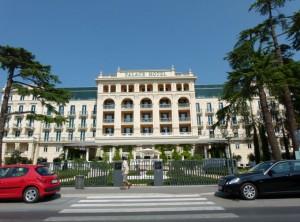 Palace Hotel in Portorož