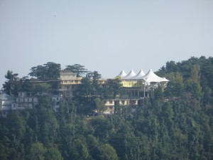 Tsuglagkhang-Komplex Exilsitz des XIV Dalai Lama