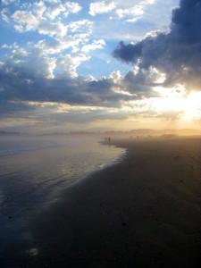 Ibiraquera Brasilien - Sonnenaufgang