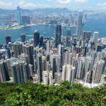 """Hongkong – Millionenstadt auf einem """"Handtuch""""!"""