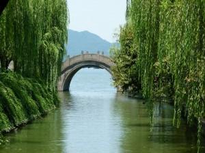 Bruecke Hangzhou