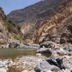 Perus weiße Stadt und die tiefsten Schluchten der Welt