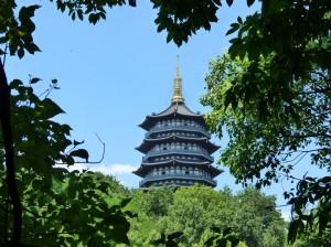 Pagode Hangzhou