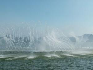 Wasserspiele Hangzhou
