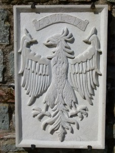 Aquileia Stein Italien