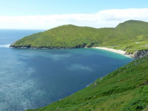 Bucht Achill Island