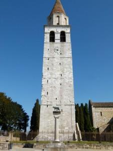 Campanile Aquileia Italien