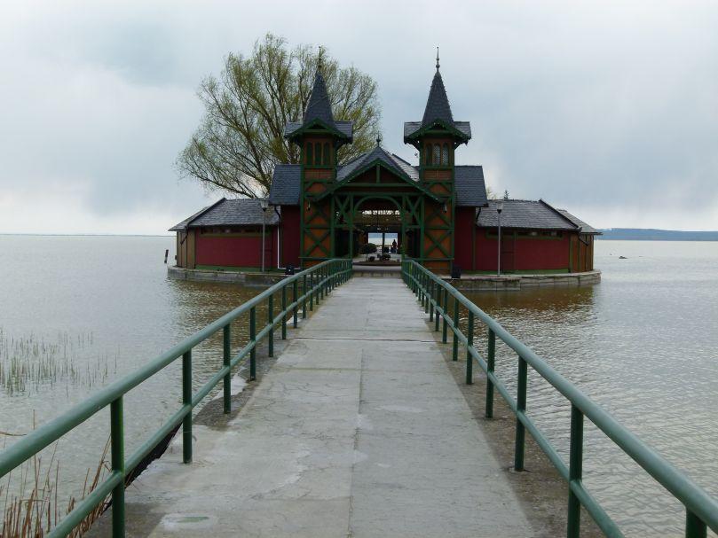 Balaton - Badehaus