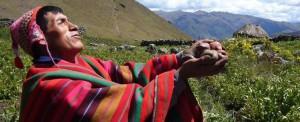 Inkamann zu sehen bei einer Peru Reise