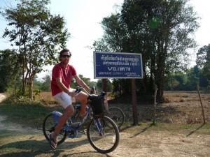 Fahrradtour ueber das Archipel