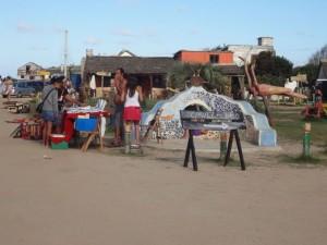 Ortszentrum Barra  de Valizas