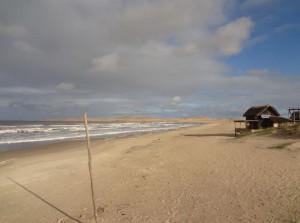 Strand von Valizas