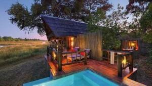 Botswanas Lodges
