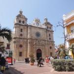 Cartagena de Indias in der Karibik