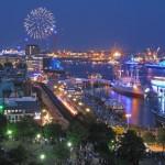 Hamburg – Innenstadt mit Binnenalster