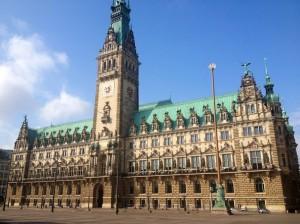 Rathaus der Hansestadt