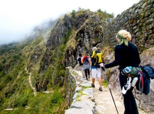 Inka-Pfad nach Machu Picchu