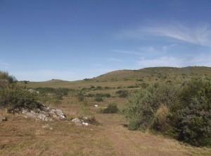 Sierras Minas Bergruecken