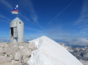 Triglav - Gipfel Aljazev Dom