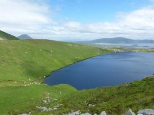 Wanderung Achill Island