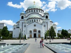 orthodoxe Kirche Belgrad