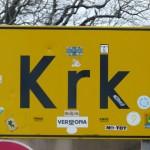 """Die """"Kreuzwortinsel"""" Krk im Urlaubsland Kroatien"""