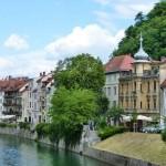 Ljubljana ist weltoffen, sehenswert, vielfältig, idyllisch!