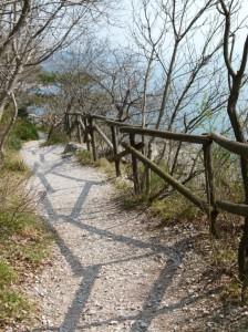 Rilkeweg-Duino-Italien