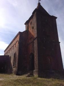 geisterstadt kirche